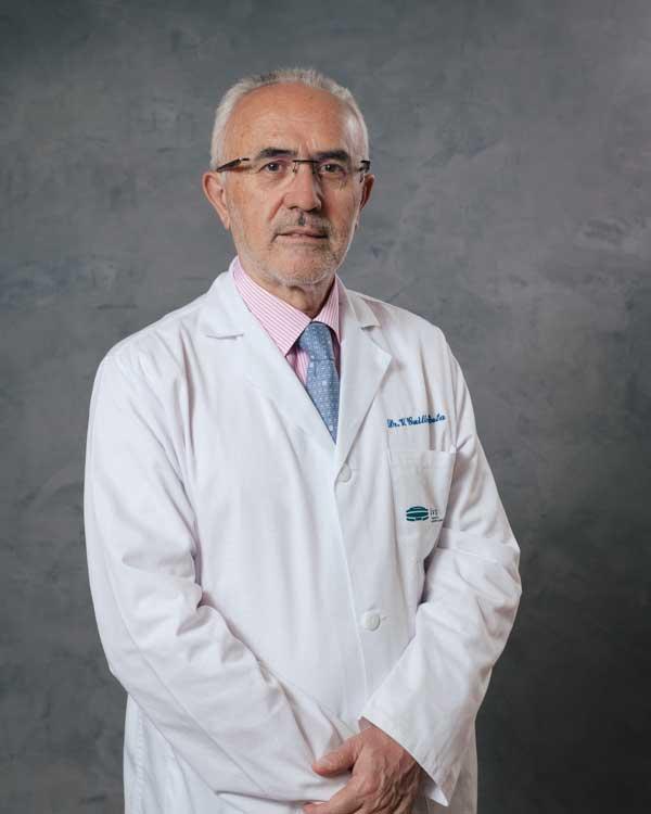 Dr. Vicente Guillem Porta, Jefe de Servicio de Oncología Médica