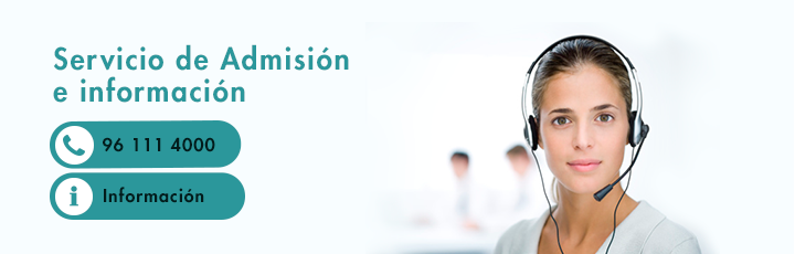 Admisión e información – img